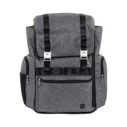 Ju-Ju-Be Hatch Backpack Diaper Bag XY Gray Matter