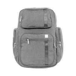 Ju-Ju-Be Vector Backpack Diaper Bag XY Carbon