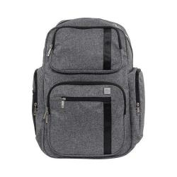 Ju-Ju-Be Vector Backpack Diaper Bag XY Gray Matter