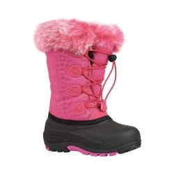 Children's Kamik Snowgypsy Fuchsia Waterproof Nylon