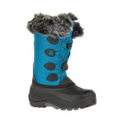Children's Kamik Snowgypsy Teal Waterproof Nylon