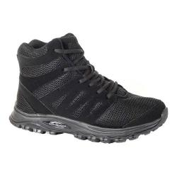Women's Mt. Emey 9315 Walking Boot Black Leather/Mesh