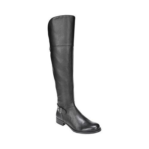 Women's Naturalizer January Over-The-Knee Wide Calf Riding Boot