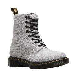 Eye Boot Mid Grey Waffle Cotton