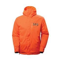 Men's Helly Hansen Vestland Ski Jacket Flame