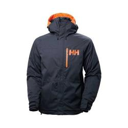 Men's Helly Hansen Vestland Ski Jacket Graphite Blue