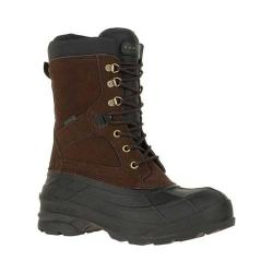 Men's Kamik NationPlus Snow Boot Dark Brown Suede (More options available)