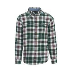 Men's Woolrich Trout Run Shirt Pine Grove Modern Fit