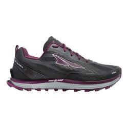 Women's Altra Footwear Superior 3.5 Trail Running Shoe Gray/Purple