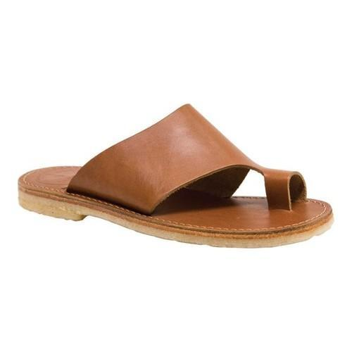52b6797541c4 Shop Duckfeet Mando Toe Loop Sandal Brown Leather - On Sale - Free Shipping  Today - Overstock - 18742382