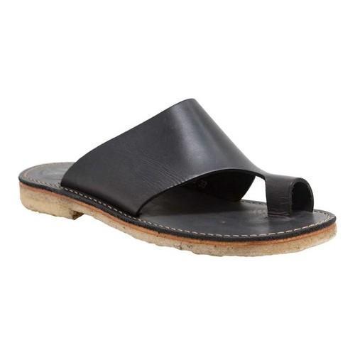 7ad2c26a3 Shop Duckfeet Mando Toe Loop Sandal Slate Leather - On Sale - Free Shipping  Today - Overstock - 18742384
