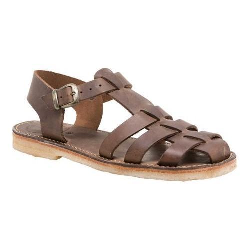 62dcfba1b Shop Duckfeet Ringkobing Fisherman Sandal Cocoa Leather - On Sale - Free  Shipping Today - Overstock.com - 18742386