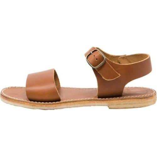 19a4ecf0a Shop Duckfeet Lokken Sandal Brown Leather - Free Shipping Today ...