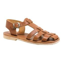 Duckfeet Ringkobing Fisherman Sandal Brown Leather