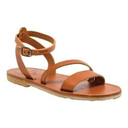 6c7874da6 Shop Duckfeet Skaerbaek Strappy Sandal Brown Leather - Free Shipping ...