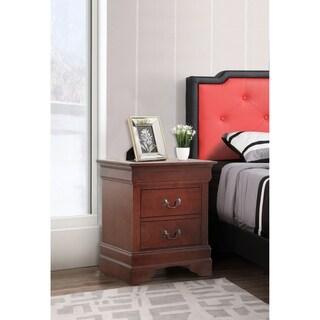 Glory Furniture Billy Nightstand