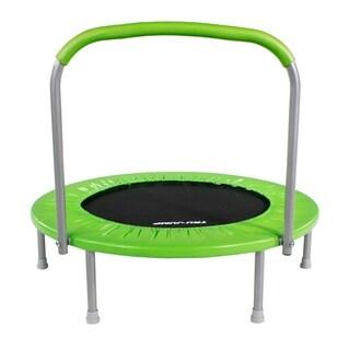 TruJump 36-Inch Mini Kids Trampoline