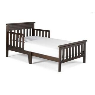 Newbury Toddler Bed, Espresso