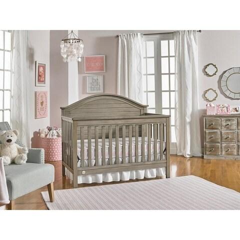 Haley Convertible Crib Vintage Grey