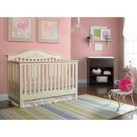 Mia Convertible Crib, Sugar Cookie