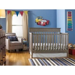 Newbury Convertible Crib, Vintage Grey