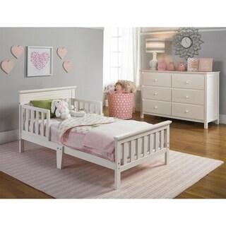 Newbury Toddler Bed, Snow White