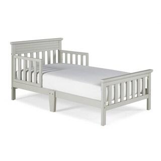 Newbury Toddler Bed, Misty Grey