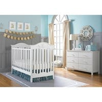 Charlotte Rose Traditional Crib