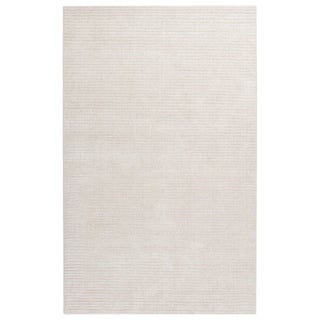 Off-White Pulse (5'x8') Rug - 5' x 8'