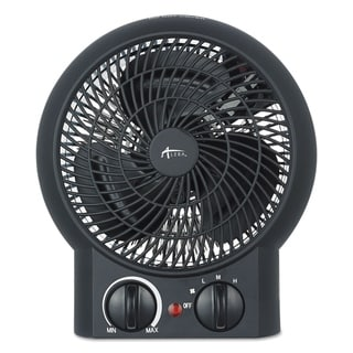 Alera Heater Fan, 8 1/4 in. x 4 3/8 in. x 9 3/8 in.