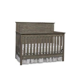 Fisher-Price Quinn Convertible Crib, Vintage Grey