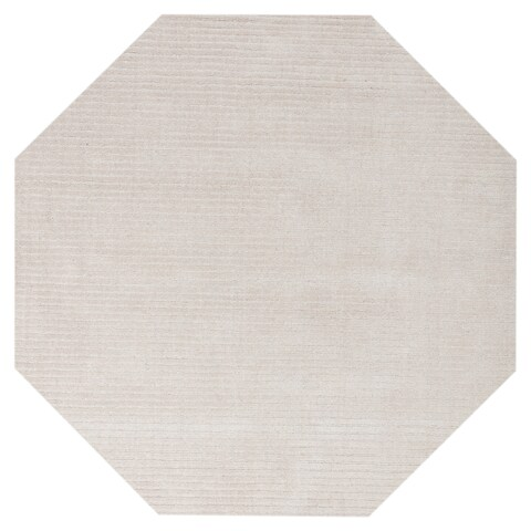 Off-White Pulse (8'x8') Octagon Rug
