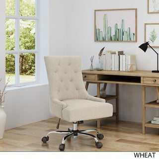 Americo Home Office Desk Chair by Christopher Knight Home