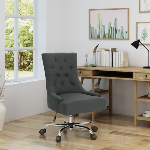 Americo Home Office Desk Chair by Christopher Knight Home - N/A