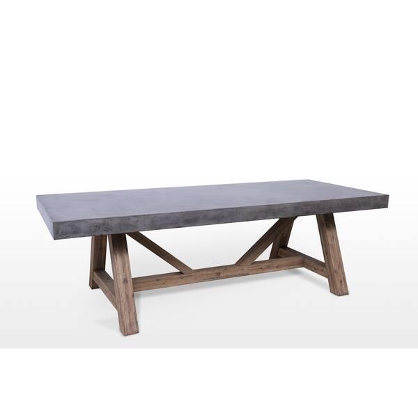 Nordland Manor Outdoor Indoor Dining Table Overstock 21802132
