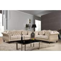 Buy White Living Room Furniture Sets Online at Overstock ...