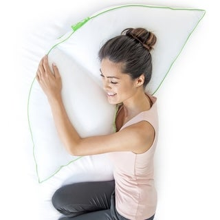 Shop Science Of Sleep Sleepap Pillow For Cpap Users