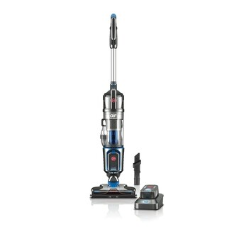 """Hoover BH50199RPC Cordless Upright Vacuum - 7'6"""" x 9'6"""""""