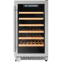 Thor Kitchen 18 in. 40-Bottle Single Zone Built-in/Freestanding Wine Cooler
