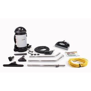 Sierra Backpack Proteam Commercial Vacuum with Electric Head