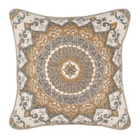 Kosas Home Tunis Printed 18-inch Throw Pillow