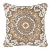 Kosas Home Tunis Printed 18-inch Throw Pillow