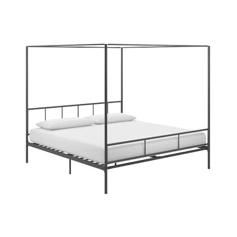 Buy King Size Canopy Bed Online At Overstock Our Best Bedroom