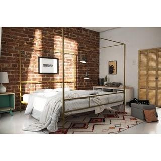 Link to Novogratz Marion Canopy Bed Similar Items in Bedroom Furniture