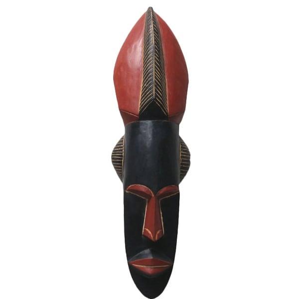 Handmade Oheneba Mask (Ghana)