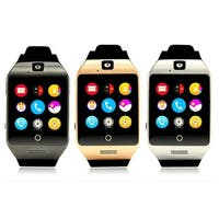 Q18 Smart Watch Card Slot Call Synchronized For Android Bluetooth