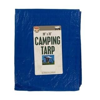 Bulk Buys Multi Purpose Camping Tarp - 12 Pack