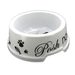 Bulk Buys Melamine Cat Bowl - Pack of 12