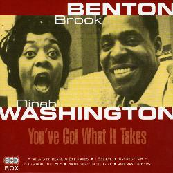 Dinah Washington - You've Got What It Takes