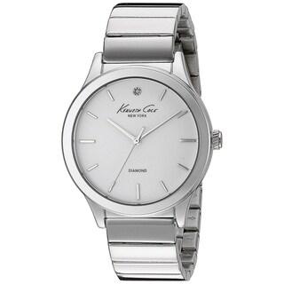 Kenneth Cole New York Women's Genuine Diamond Analog Watch